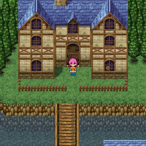 Zok's house in <a href=