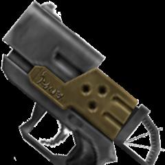 Rikku's weapon.