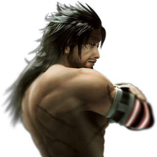 CG render of Jecht in <i>Dissidia 012</i>.