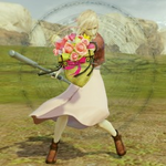 LRFFXIII Midgar's Flower Girl PSN