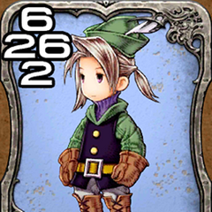 Luneth as a Ranger