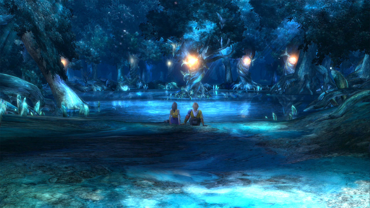 Tidus And Yuna Wallpapers Wallpapers