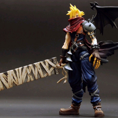 <i>Kingdom Hearts</i> Play Arts action figure.