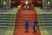 Baron Castle Throne Room iOS