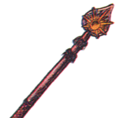 Concept art of Light Staff from <i><a href=