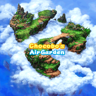 Chocobos Air Garden Final Fantasy Wiki Fandom powered by Wikia