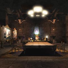 Yoshida's office.