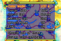 FFTA Options Menu