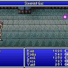 Sleeping Gas (GBA)