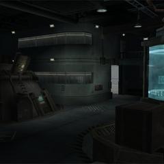 The lab on floor 67.