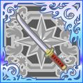 FFAB Sasuke's Blade SSR+