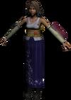 FFX Yuna Hi-Res Model