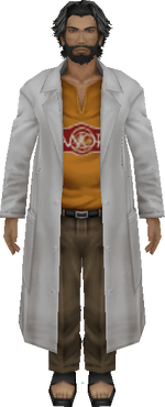 Доктор Холландер.