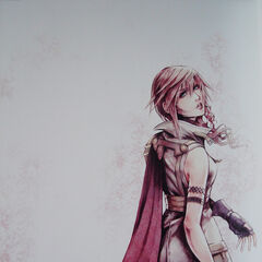 Lightning artwork.