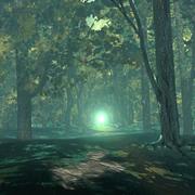 Sleeping forest3