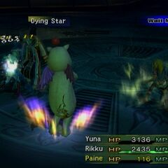 Dying Star.