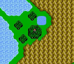 FFIII NES Chocobo Woods 7