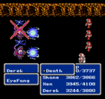 FFIII NES Death