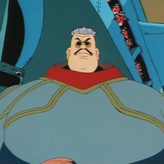 Valkus in the anime.