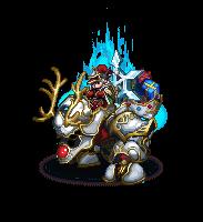 FFBE 8015 White Knight Noel