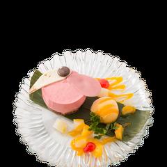 Cake of Colibri