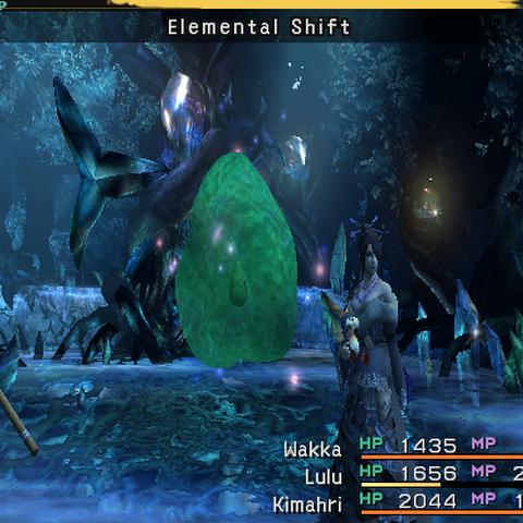 Elemental Shift.