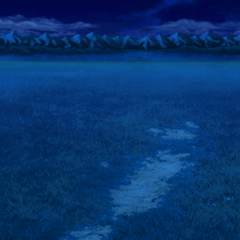Battle Background in the night (PSP).
