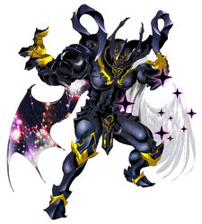 FFLTNS Golbez Artwork