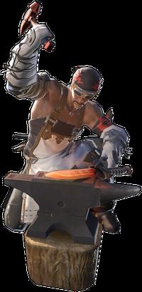 BlacksmithARRRender