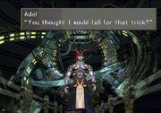 Adel in the Sorceress Memorial