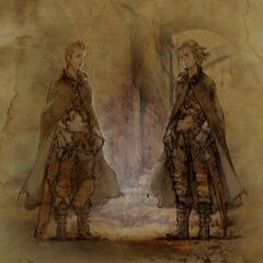 Young Noah and Basch.