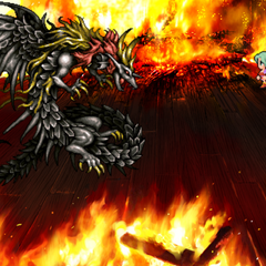 The battle (iOS/Android).