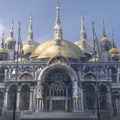 Altissia cathedral.