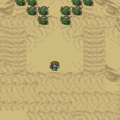 Japanese image for <i>Desert of Shifting Sands</i> in <i><a href=