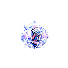 Quina's Memory Crystal III.