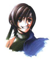 Yuffie Portrait