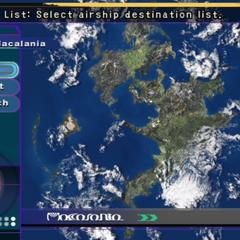 Airship menu (PS2).