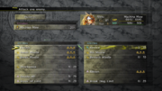 FFX-2 HD Abilities Menu 2