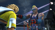 Brother Tidus