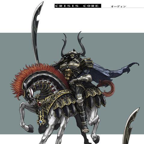 Odin Concept Artwork.