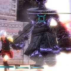 Seven in battle (HD).