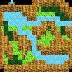 Jade Passage's First Floor (NES).