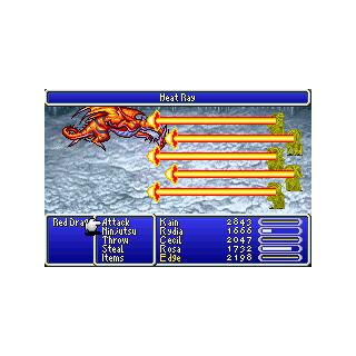 Heat Ray (GBA).