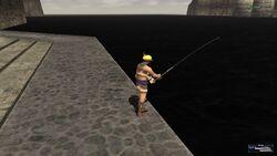 Fishing FF11 1