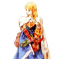 Female Knight.