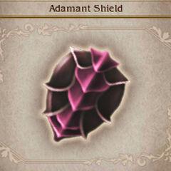 Adamant Shield in <i><a href=
