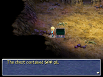 FFIII Sealed Cave 500 Gil