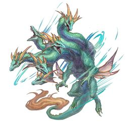 FFLTNS Tiamat Artwork