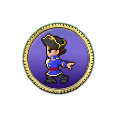 Achievement icon. (iOS)