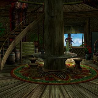 Dona's house in Kilika (<i>X-2</i>).